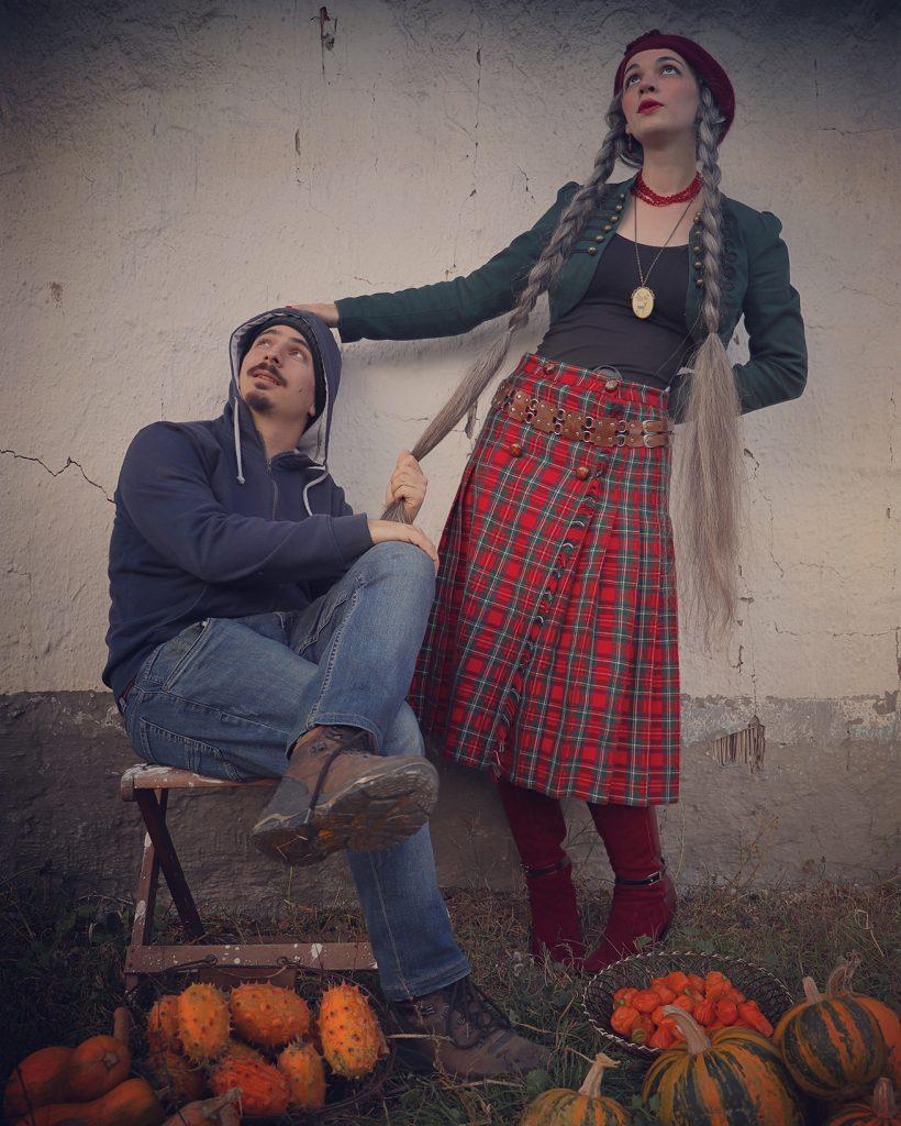 Anna és Dávid Remény Farm farmerek